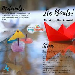Ice Boat-Craft