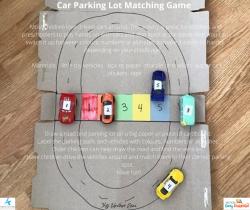 Car Parking Lot Game